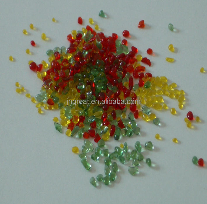 Aquarium Ornament Glass Beads