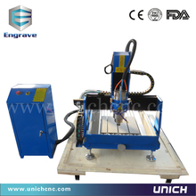 high steady best quality cnc router machine LXGS0404/4-axis wood cnc router