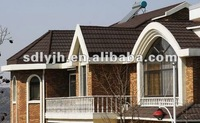 Building Materials Decorative Stone Coated Metal Sheet Roofing &roofing tile