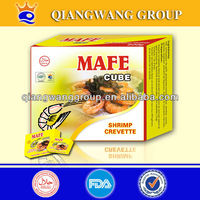 FOR LIBRYA, CANGO ,GUINEA,NIGERIA 12G/PC*60*12 MAFE HALAL SHRIMP/CREVETTE SEASONING CUBE BOUILLON CUBE SHRIMP CUBE SOUP CUBE