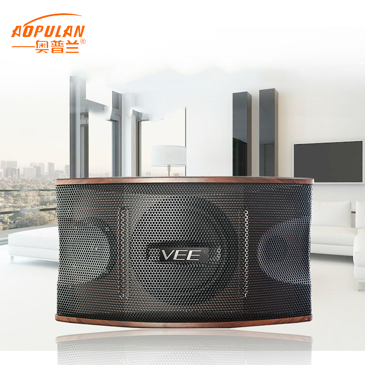 Factory direct sale 6.7 inch full range professional speaker for KTV/ club /conference room