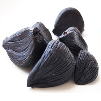 Delicious Peeled Black Garlic from fermented