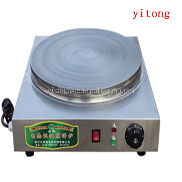 electric pancake maker crepe maker and hot plate in Linyi Shandong