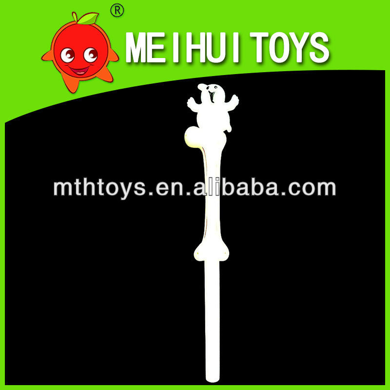 Newest helloween flashing magic stick toys with sound for kid,flashing toys