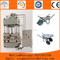 iron plate hydraulic deep drawing press machine for fireproof filing cabinet