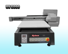 Mycolor 6090 A1 size small format uv flatbed printer ZC-HD6090