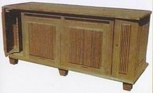 Teak TV Stand Modern Design Indoor Furniture