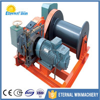 High quality 8 ton JM electric winch manufacturer