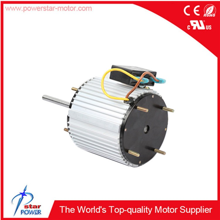 High efficiency 1/12hp 60hz 2 pole 3300rpm single phase ac induction electric fan motor for evaporator fans