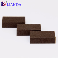 Easy use magic cleaning stain polishing sponge, diamond polishing sponge pad, marble polishing pads