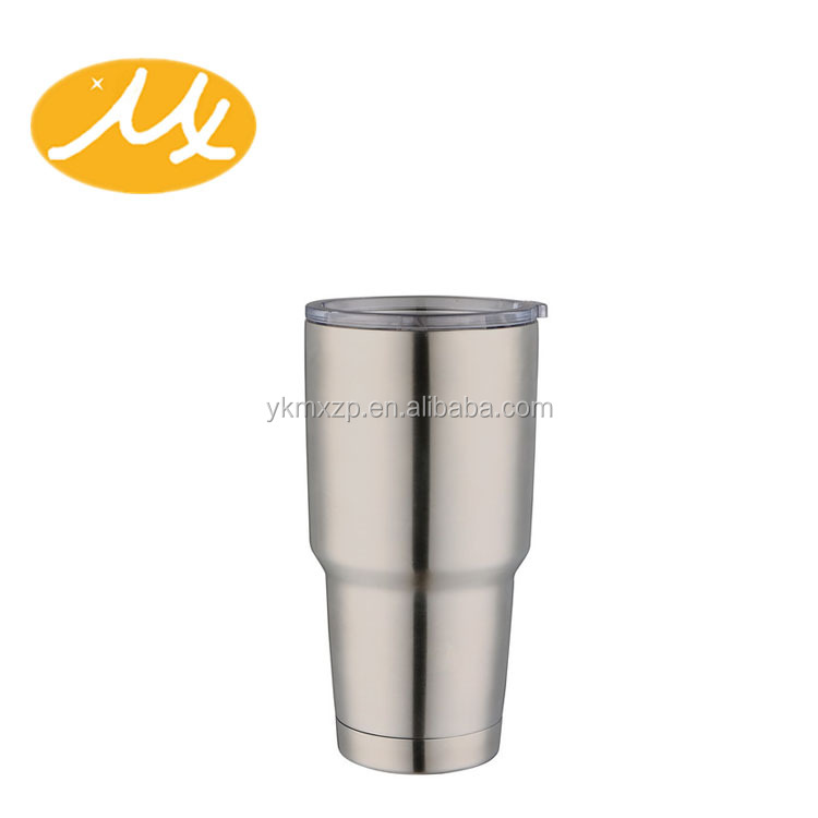 double wall insulated stainless steel beer tumbler cup