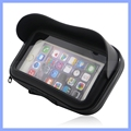 Waterproof Motorcycle Bike Handlebar Sunshade Holder Mount Wallet Case for Phone and GPS