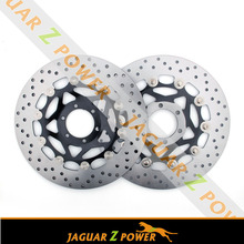 Stainless steel Oversize Supermoto Front Brake Disc Rotor for Honda Yamaha Kawasaki Suzuki and KTM