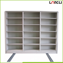 Longli China Factory Assembly Electronic Intelligent Touch Screen Steel Archive File Storage Shelving
