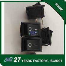 high quality KCD101-029 rocker switch 6a 250v 10A 125V
