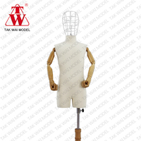 Alibaba china supply child half body window model