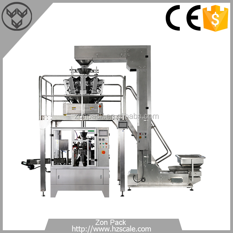 High Efficient Fully-Automatic Combiner Measuring Packaging Machine