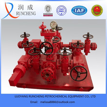 Wellhead Control Equipment Oil Drilling choke manifold petroleum equipment
