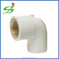 UPVC 90 Degree ELBOW/Plastic Pipe Fitting With White Color/PVC/UPVC Pipe Fitting With Structure