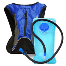 Custom 18L Runner Hydration Backpack with Water Bladder for Hiking Running