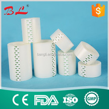 micropore Transparent Medical plasters Transparent Medical Tape with CE