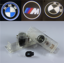 LED car Accessory Led car door logo laser projector light for E46/F30/F32/F33/F34/E70/E71/E72/E60/E90/X3 car door logo lights