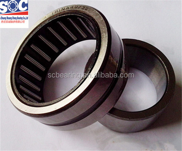 Double row needle roller bearing without inner ring RNA6904 for electric drill