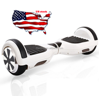 USA warehouse 6.5 inch samsung battery two wheel self balance scooter 2015