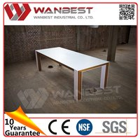 Newly best belling modern cherry paper office desk