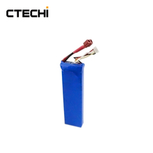 CTECHI OEM Lipo Bateria 11.1V 6000mAH Replacement Battery for XK X380 X380-A X380-B X380-C RC Quadcopter