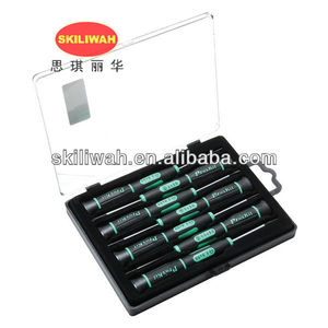 Brand ProsKit SD-081A 7 Pieces Precision Electronic Screwdriver Set