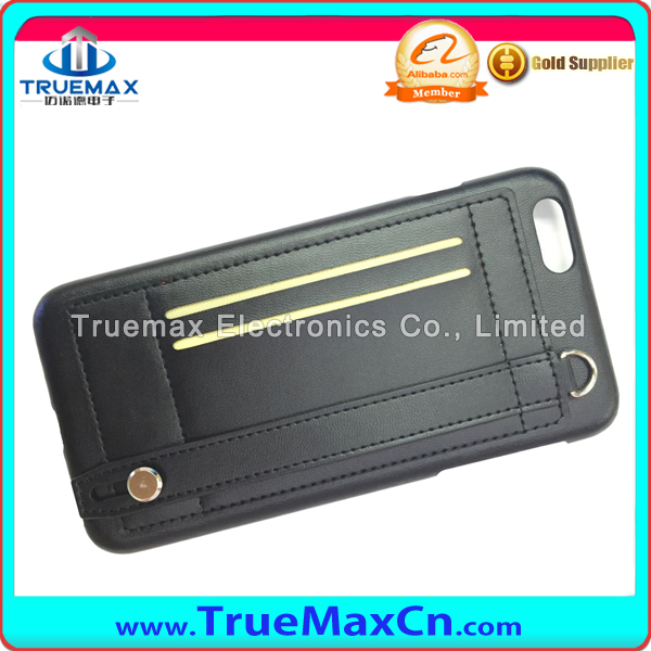 Wholesale Shenzhen Protector Case for iPhone 6 Multifunction Back Case for cellphone black white blue red