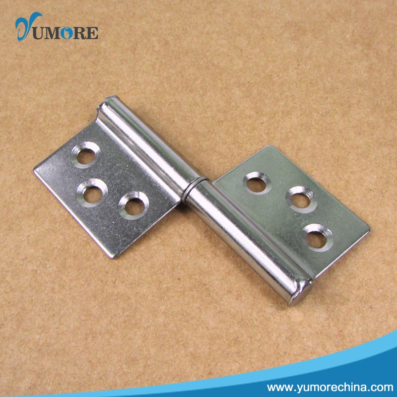 Most popular metal door heavy duty offset hinges