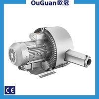 OuGuan LD Series 2.2kw High pressure ring blower vacuum pump