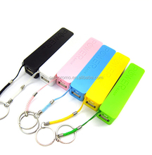 Low Cost Cheap 2200/2600mah Perfume Power Bank/Phone Charger for Mobile Phones