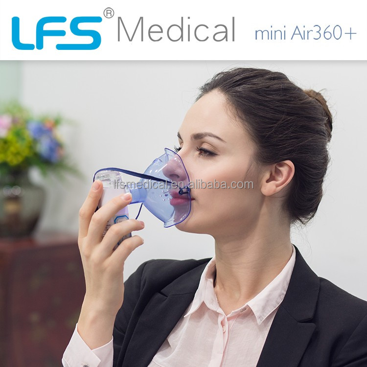 Reliable quality Medical Portable Ultrasonic Nebulizer for family use