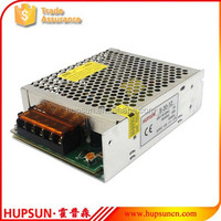 durable cheap factory direct 30w LED strip light 6a 5v power supply, ac to dc led driver