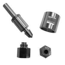 China custom aluminum precision cnc machining parts / Lathe CNC machining service