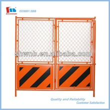 Japan Gate Fence Safety Fence Used for Road Construction