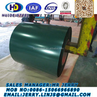 Stock lot prepainted galvanized steel coil / color coated steel coil / ppgi maide in china