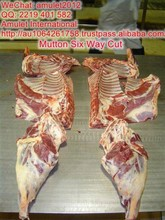 Australlian Mutton-Six Way Cut-Halla-Frozen mutton