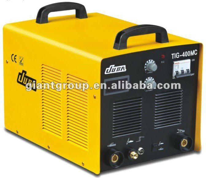 Three phase TIG/MMA welding machine