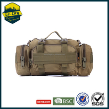 Outdoor cycling military tactical camouflage Shoulder Camera Bag For Hiking Camping