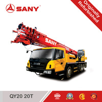 Originally Refurbished QY20 20T SANY Used