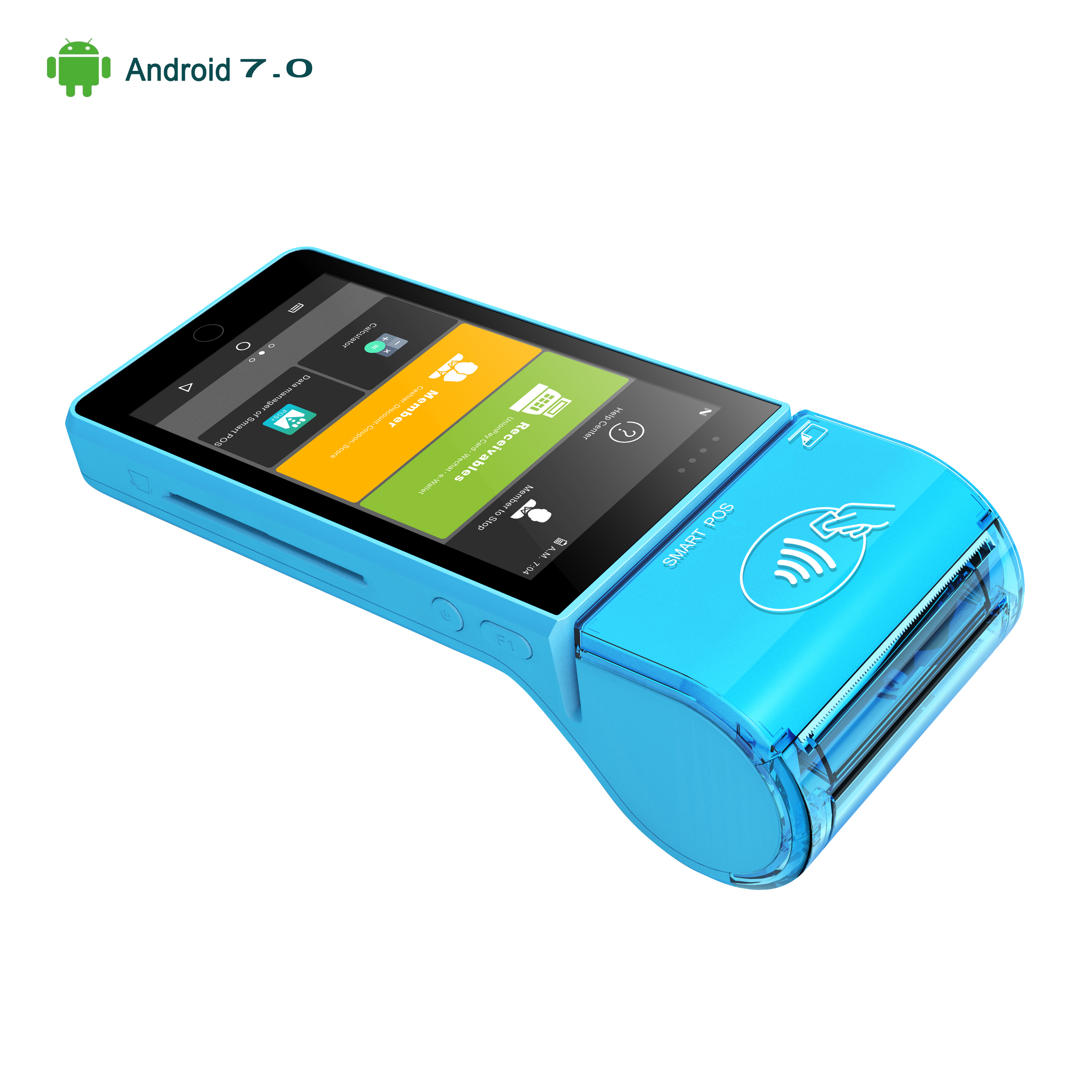 nfc credit card reader android