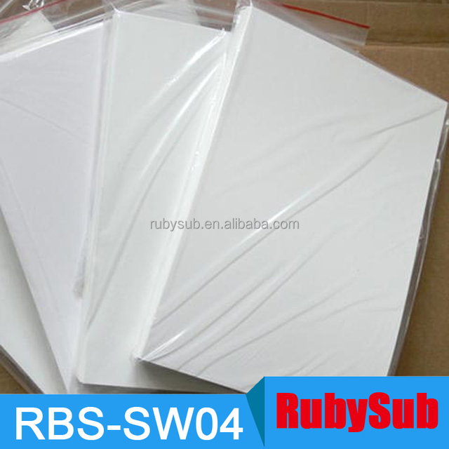 100 Sheets A4 Dark Laser Self Cutting Transfer Paper Dark No Cut Self Weeding Transfer Paper for Dark T-shirts