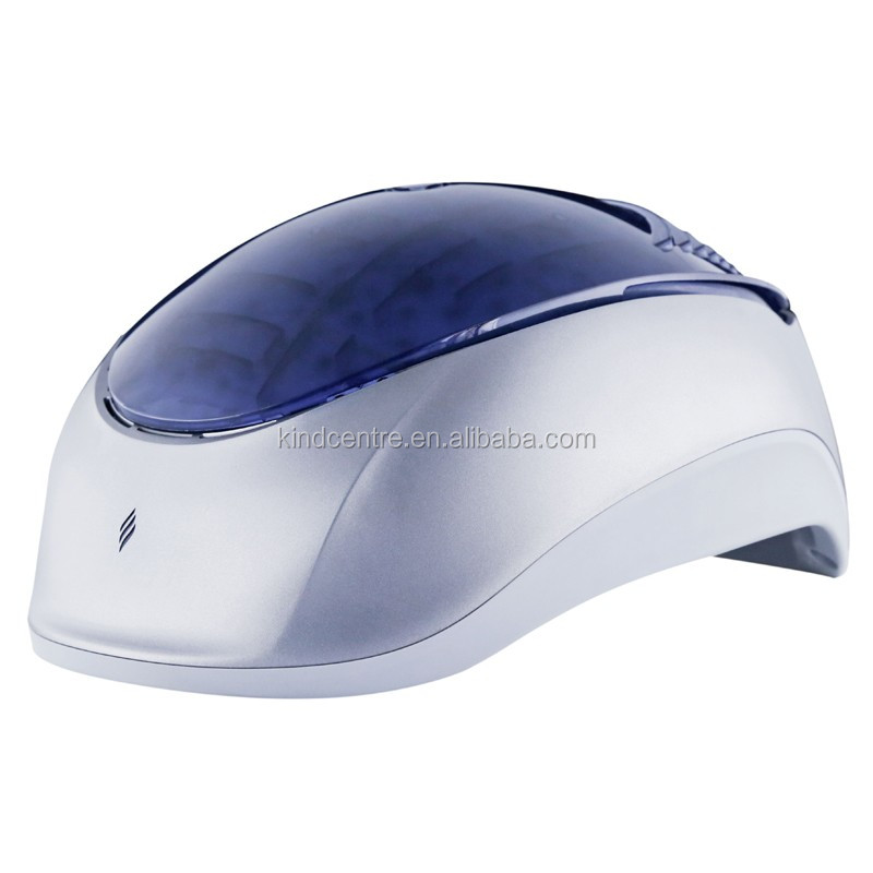 Laser Hair Growth Hair Regrowth Machine, Diode Laser caps for Hair Loss