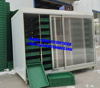 Factory supply mung bean sprout machine price