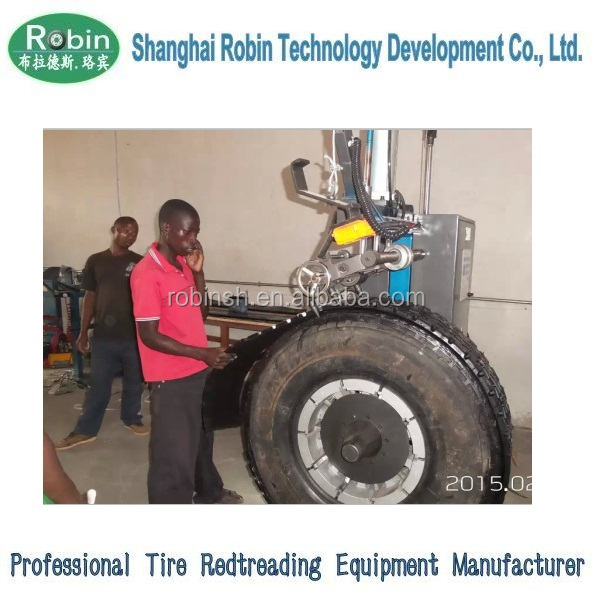 Press machine/Export tire retreading equipment