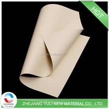 PVC blockout window curtain/PVC Roller blind fabric/PVC fibreglass window curtain